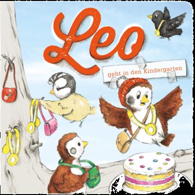 Leo geht in den Kindergarten